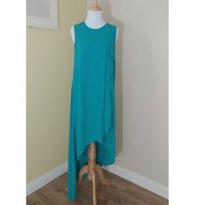 BCBGMaxAzria Hailey Draped Dress